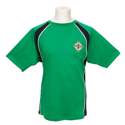 Northern Ireland football Kids Green t-shirt