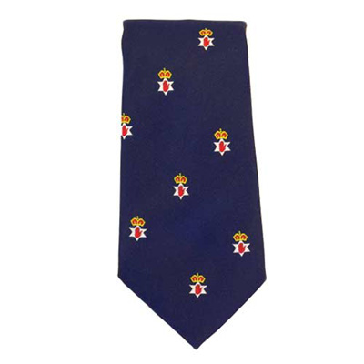 Northern Ireland/Ulster insignia - Blue - Ulster Neck Tie