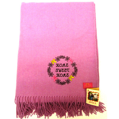 Avoca pure wool rug – Sweet Home Lilac