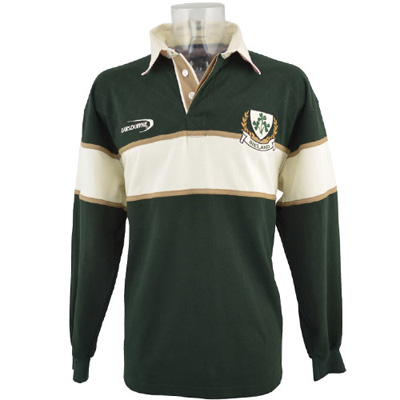 Three Shamrocks rugby shirt