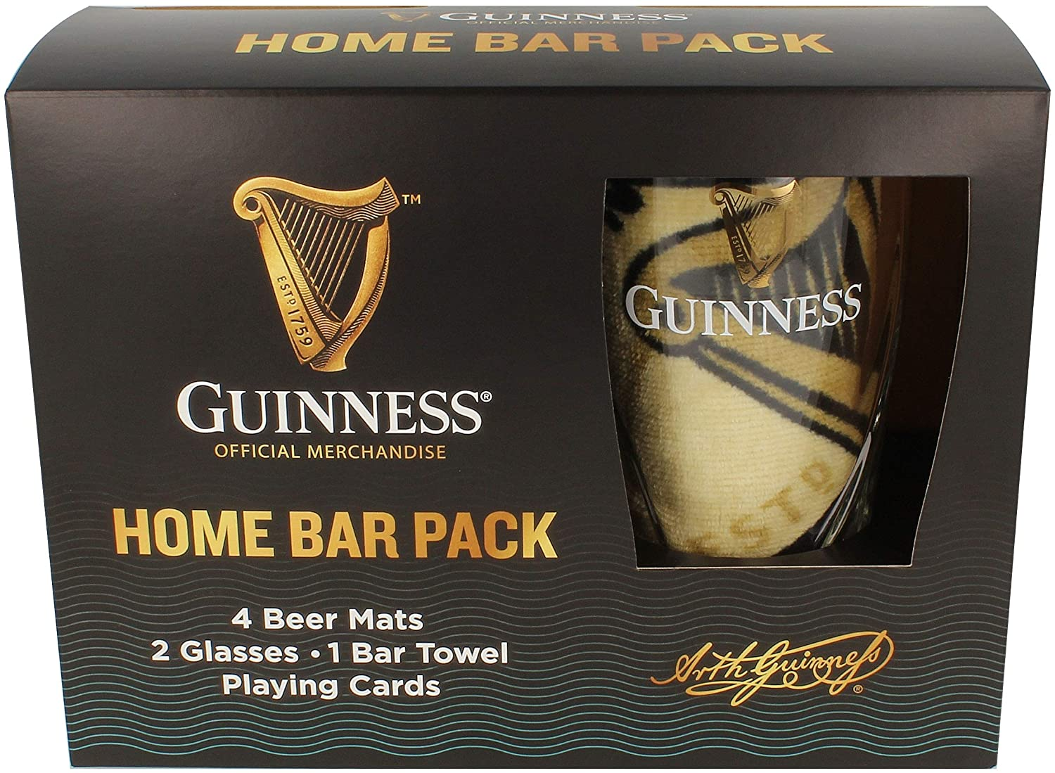 Guinness Party Pack Gift set