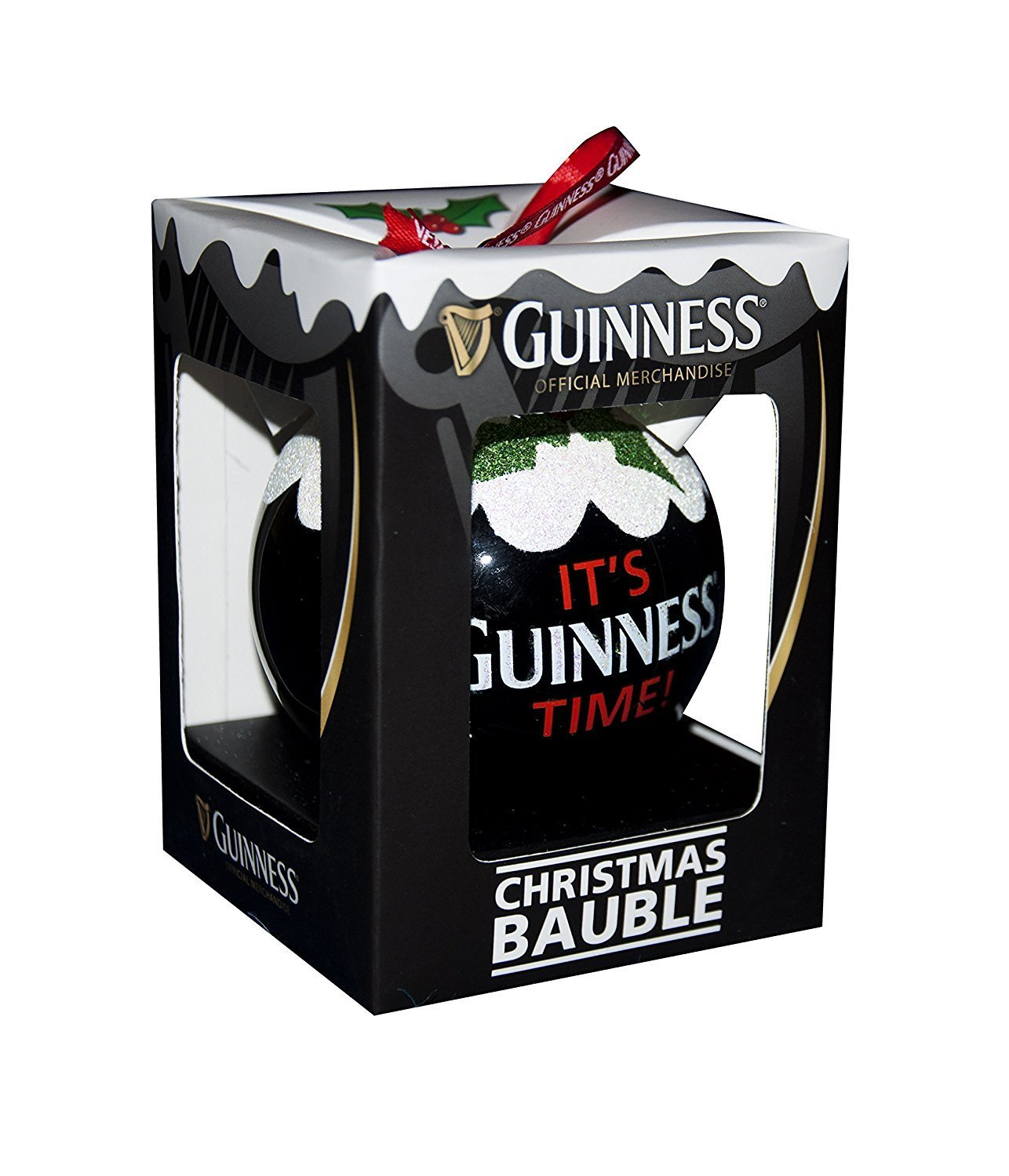 Guinness Christmas Bauble – Pint