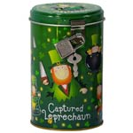 Captured Leprechaun