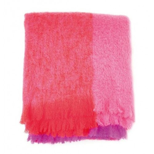 Avoca Mohair Throw Jazzbury